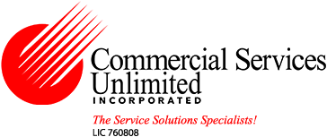Commercial Services Unlimited Logo